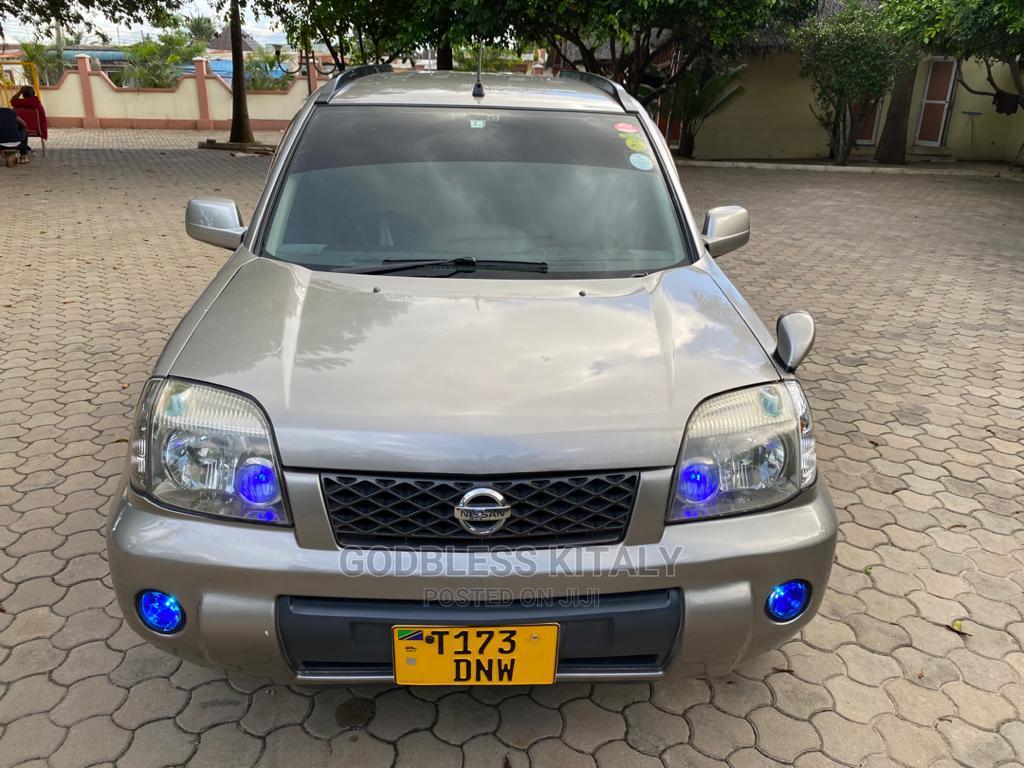 Nissan X-Trail 2004 Silver