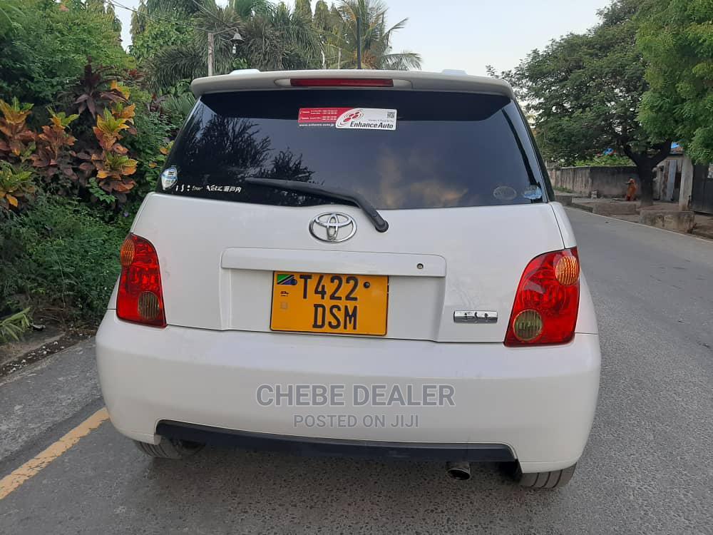 Toyota IST 2002 White | Cars for sale in Kinondoni, Dar es Salaam, Tanzania