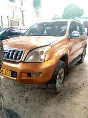 Toyota Land Cruiser Prado 2001 Gold | Cars for sale in Dar es Salaam, Kinondoni