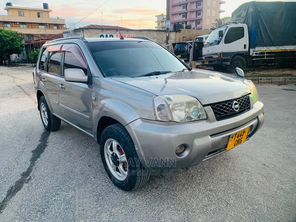 Nissan X-Trail 2004 2.5 SE 4x4 Silver