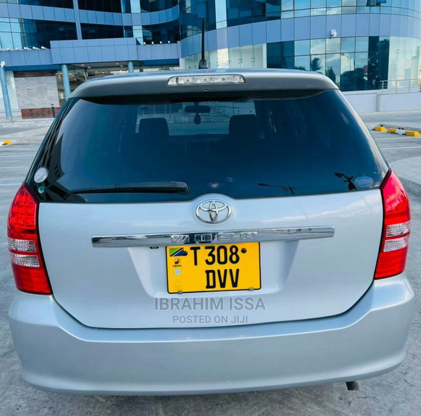 Toyota Wish 2003 Silver | Cars for sale in Kinondoni, Dar es Salaam, Tanzania