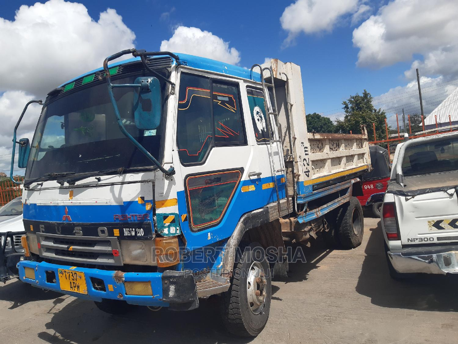 Fusso White | Trucks & Trailers for sale in Dodoma Rural, Dodoma Region, Tanzania