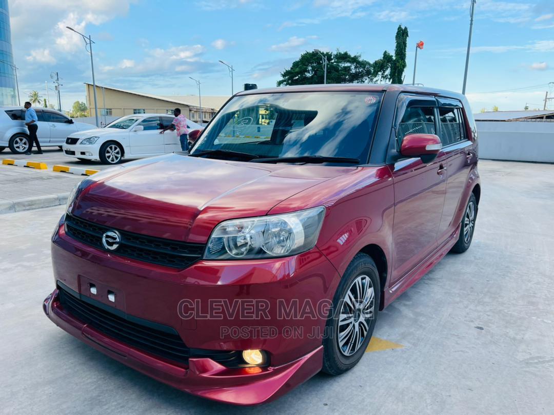 Toyota Corolla Rumion 2009 Red | Cars for sale in Kinondoni, Dar es Salaam, Tanzania