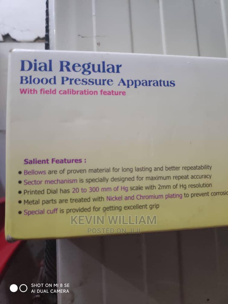 Dial Regular Blood Pressure Apparatus   Tools & Accessories for sale in Kinondoni, Dar es Salaam, Tanzania