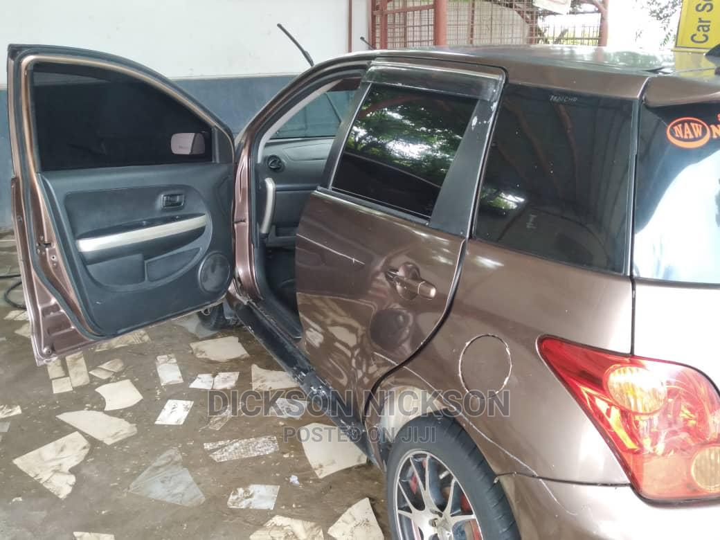 Toyota IST 2004 Brown | Cars for sale in Kinondoni, Dar es Salaam, Tanzania