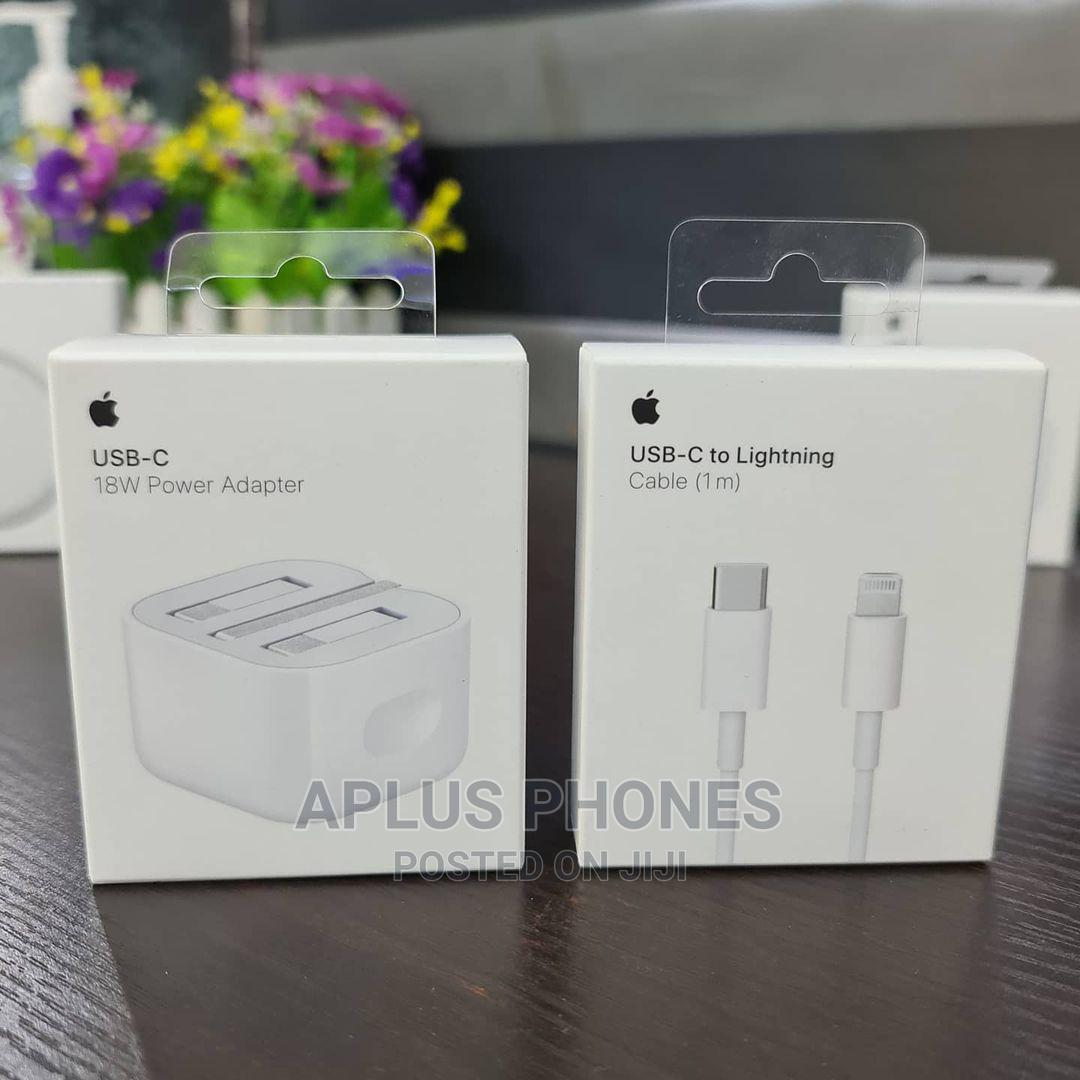 iPhone Original Fast Charger 20W