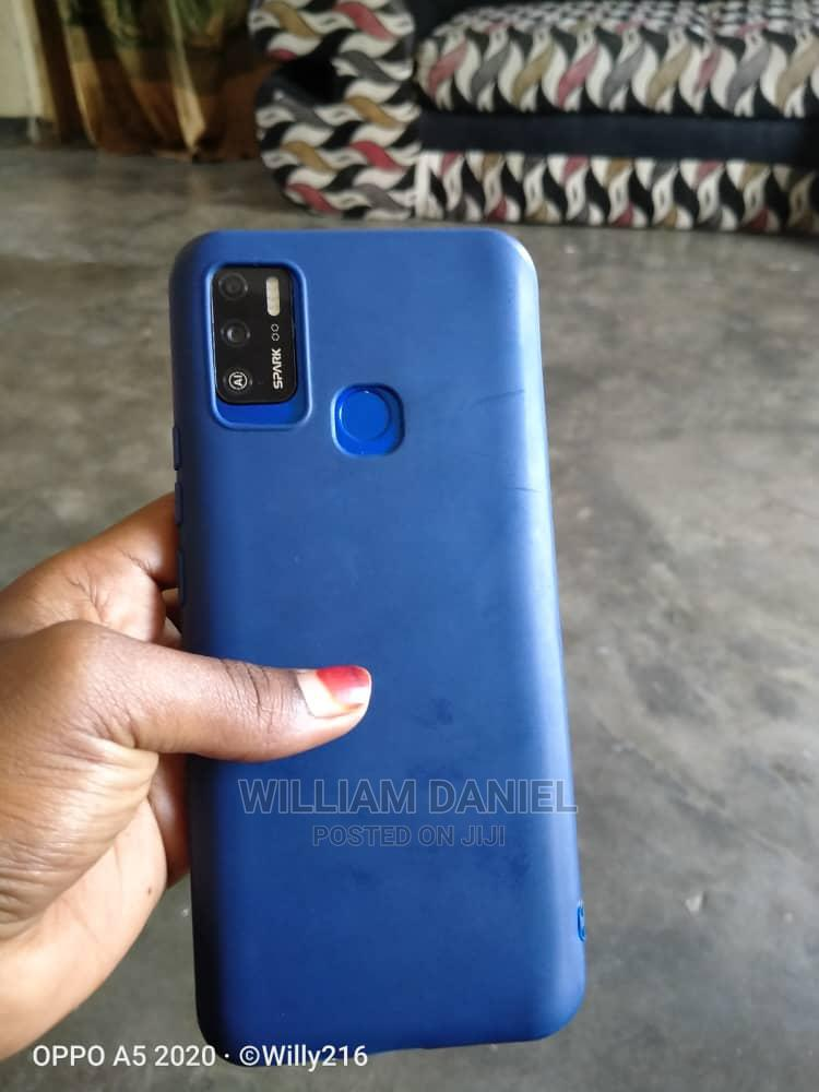 Tecno Spark 4 Air 32 GB Blue