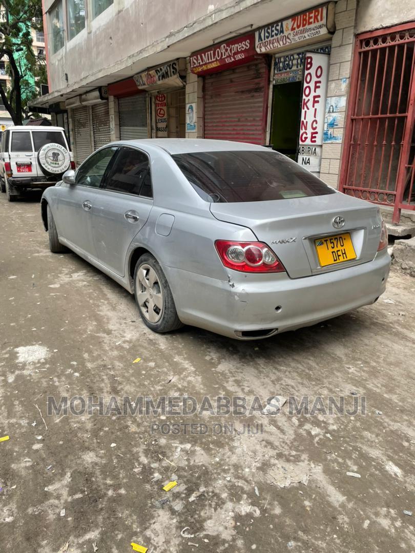 Toyota Mark X 2006 Silver | Cars for sale in Ilala, Dar es Salaam, Tanzania