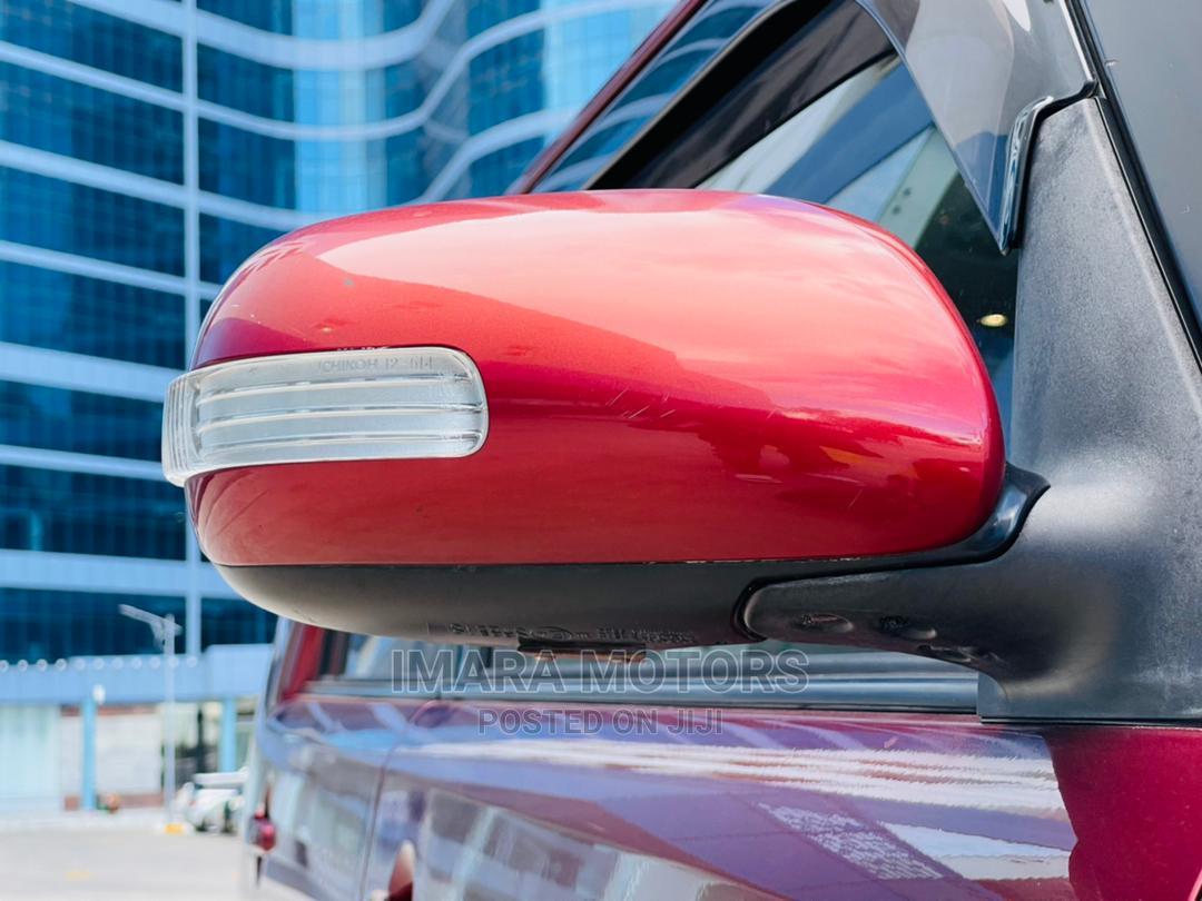 New Toyota Corolla Rumion 2007 Red | Cars for sale in Kinondoni, Dar es Salaam, Tanzania