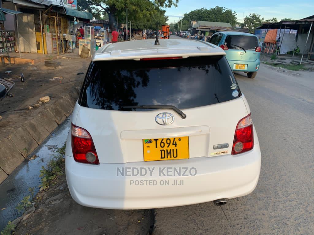 Toyota IST 2005 White   Cars for sale in Kinondoni, Dar es Salaam, Tanzania