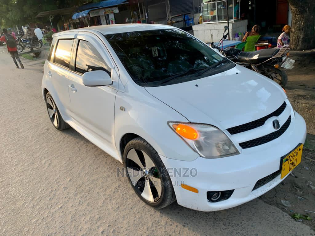Toyota IST 2005 White | Cars for sale in Kinondoni, Dar es Salaam, Tanzania