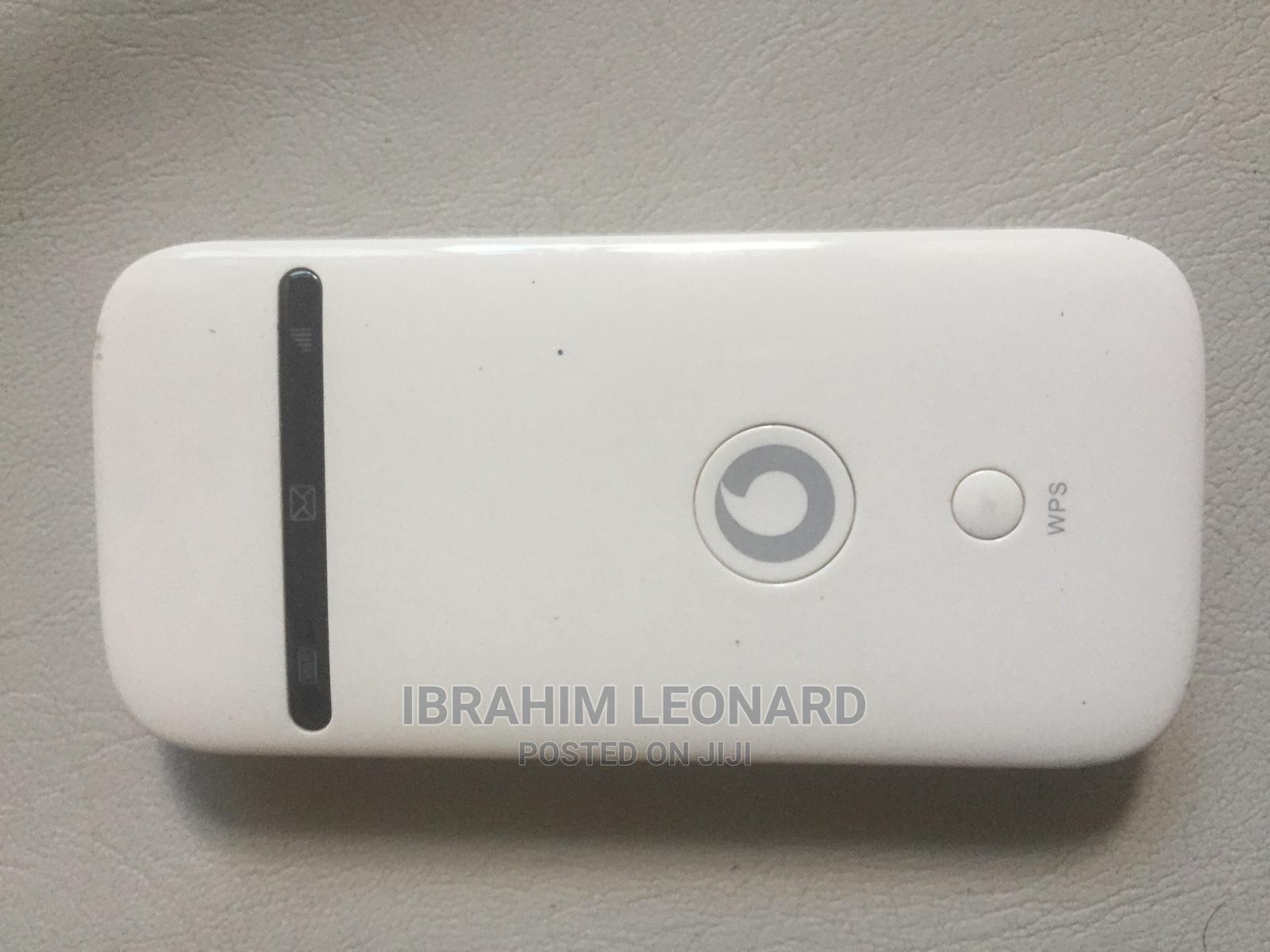 Vodacom Portable Wifi