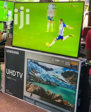 Samsung 55 Inch LED Ultra HD (4K) TV | TV & DVD Equipment for sale in Dar es Salaam, Kinondoni