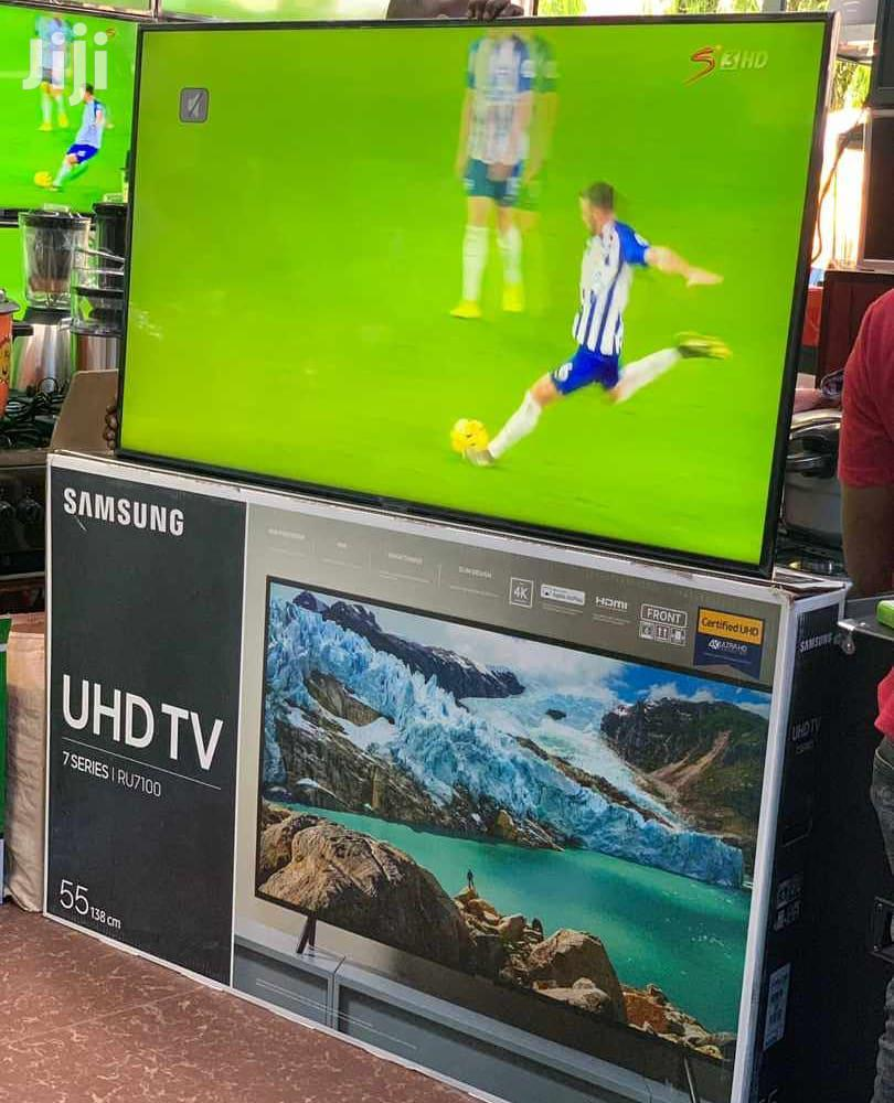Samsung 55 Inch LED Ultra HD (4K) TV