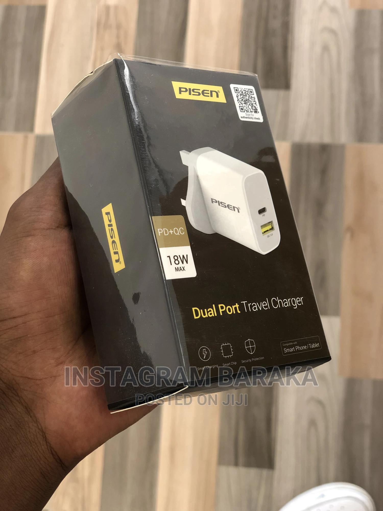 Pisen iPhone Charger   Accessories for Mobile Phones & Tablets for sale in Kinondoni, Dar es Salaam, Tanzania
