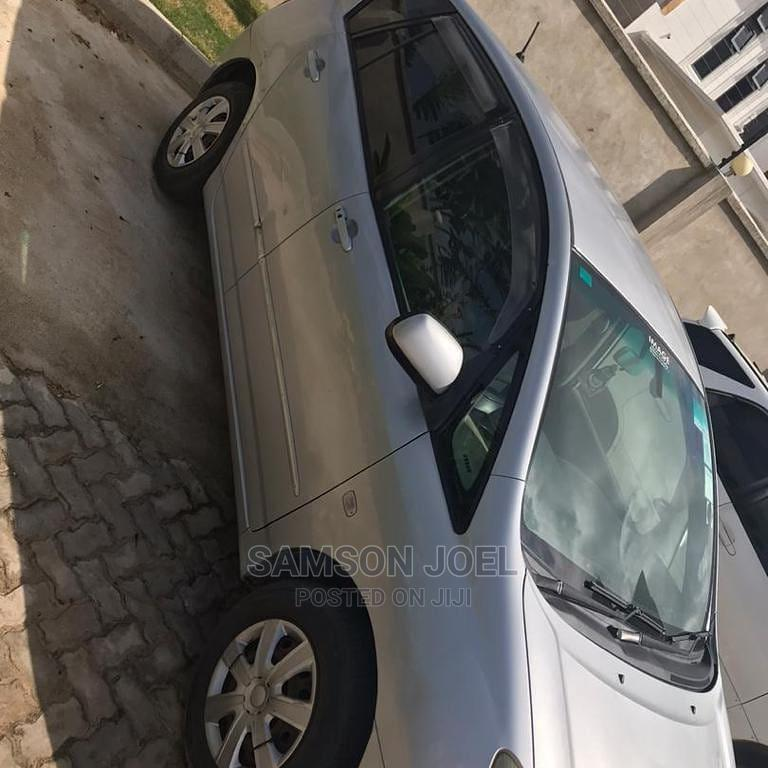 Toyota Corolla Spacio 2005 Silver