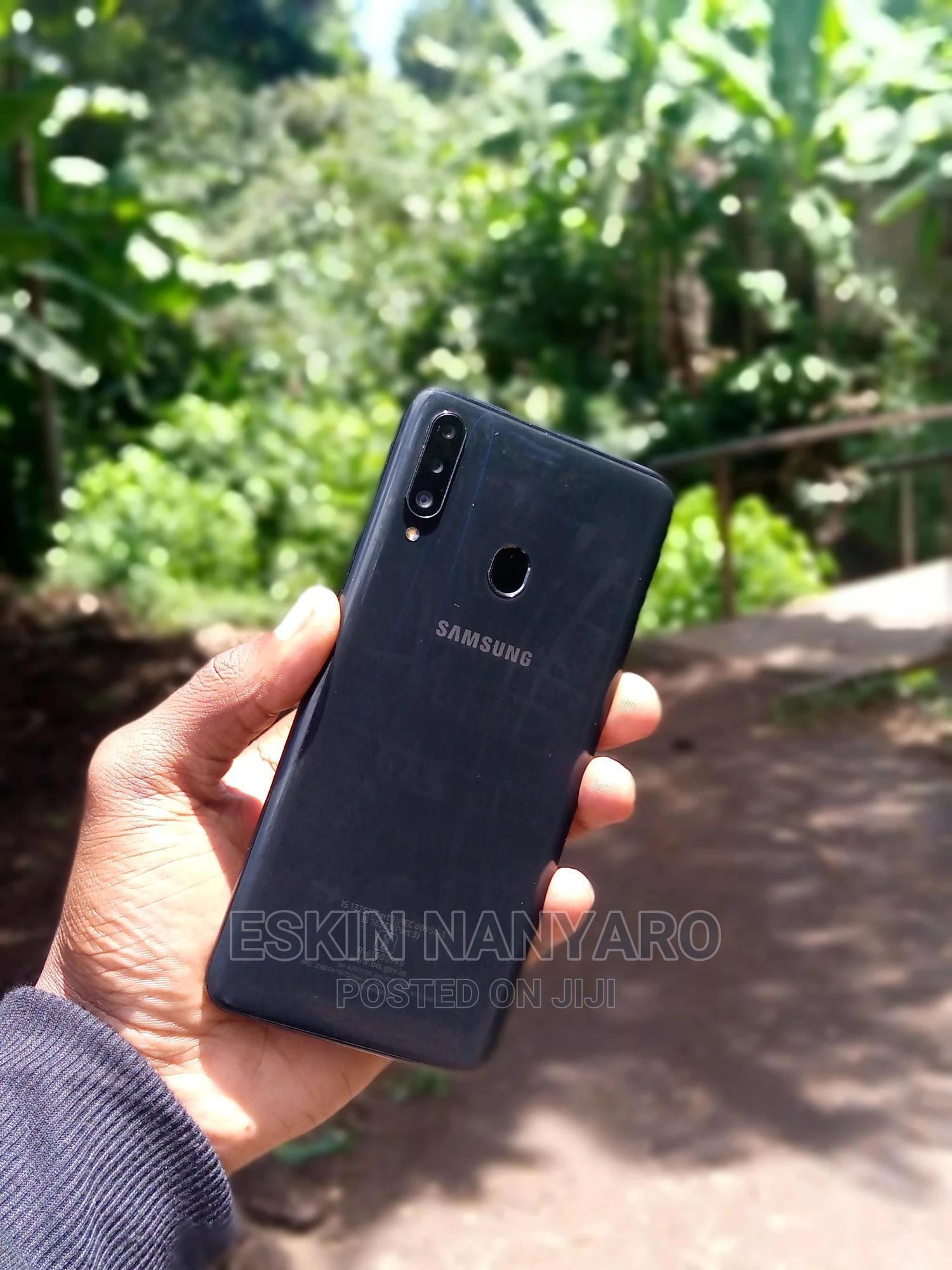 Samsung Galaxy A20s 32 GB Black | Mobile Phones for sale in Arusha, Arusha Region, Tanzania