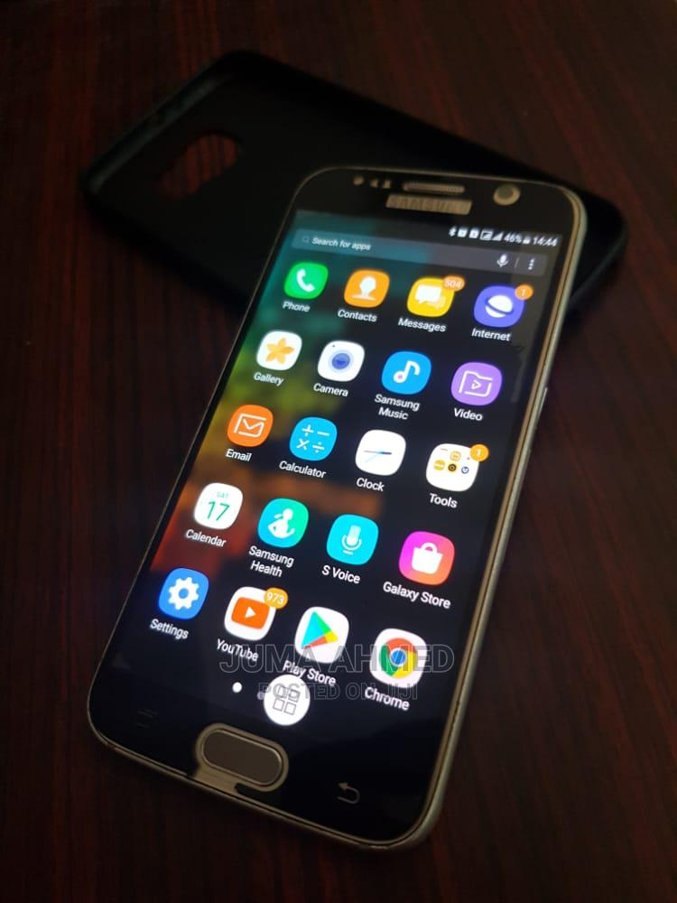 Samsung Galaxy S6 32 GB Gold   Mobile Phones for sale in Kinondoni, Dar es Salaam, Tanzania