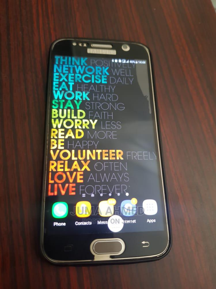 Samsung Galaxy S6 32 GB Gold | Mobile Phones for sale in Kinondoni, Dar es Salaam, Tanzania