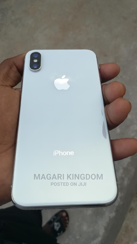 Apple iPhone X 64 GB Silver | Mobile Phones for sale in Kinondoni, Dar es Salaam, Tanzania