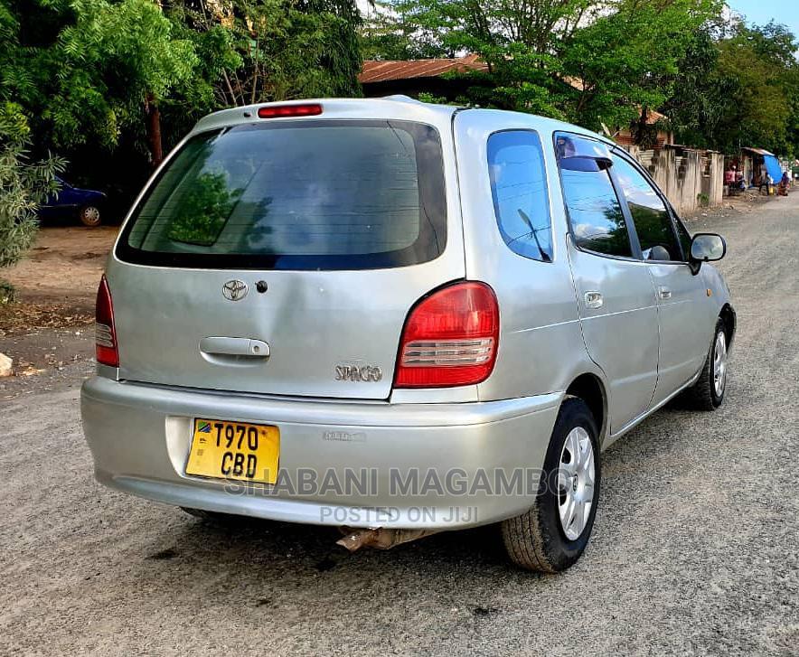 Toyota Corolla Spacio 2000 Silver   Cars for sale in Kinondoni, Dar es Salaam, Tanzania