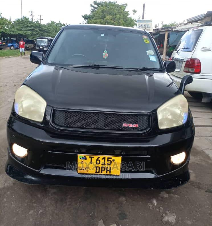 Archive: Toyota RAV4 2004 Black