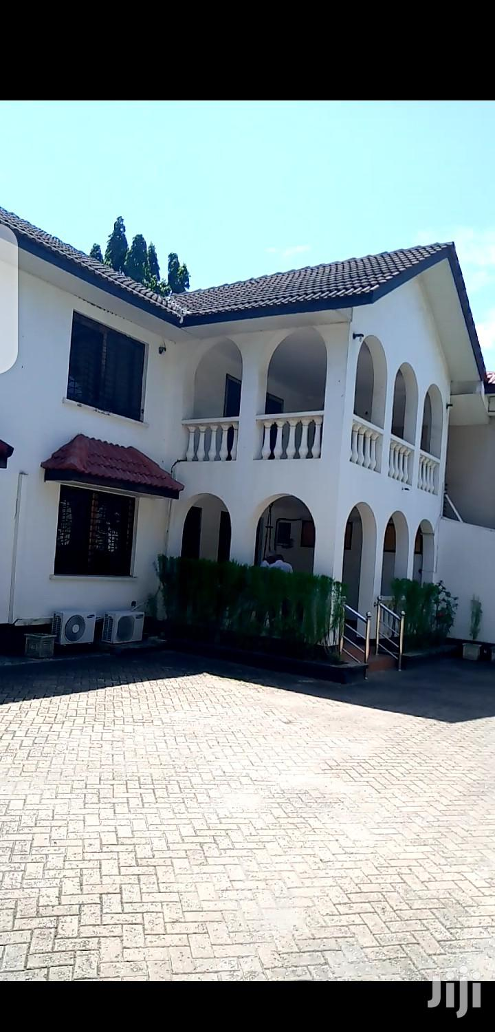 Bungulow House for Sale in Upanga.