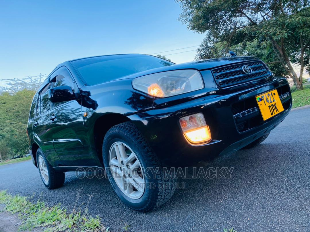 Toyota RAV4 2002 Automatic Black | Cars for sale in Arusha, Arusha Region, Tanzania