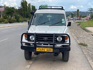 Toyota Land Cruiser 1998 White   Cars for sale in Mwanza Region, Ilemela