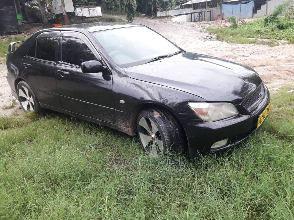Toyota Altezza 2004 Black | Cars for sale in Kinondoni, Dar es Salaam, Tanzania