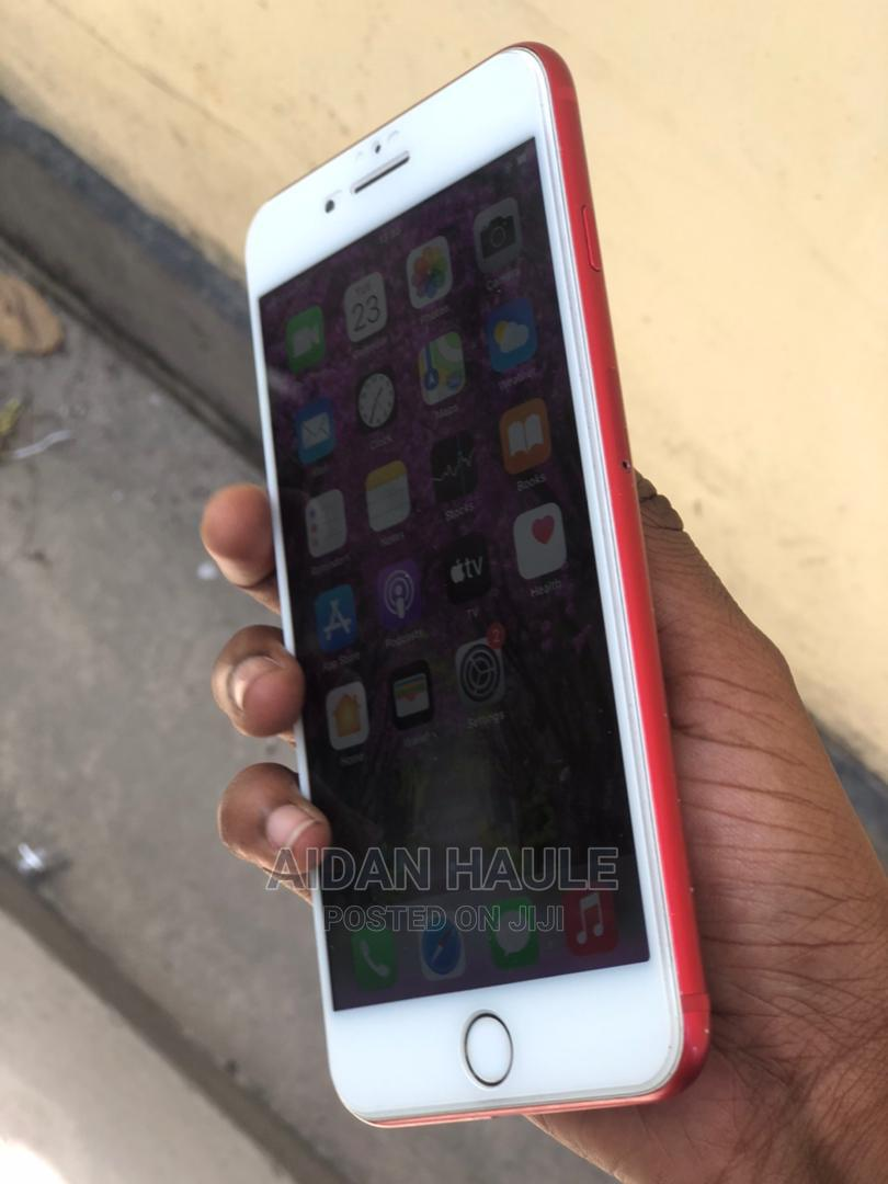 Apple iPhone 7 Plus 128 GB Red | Mobile Phones for sale in Temeke, Dar es Salaam, Tanzania