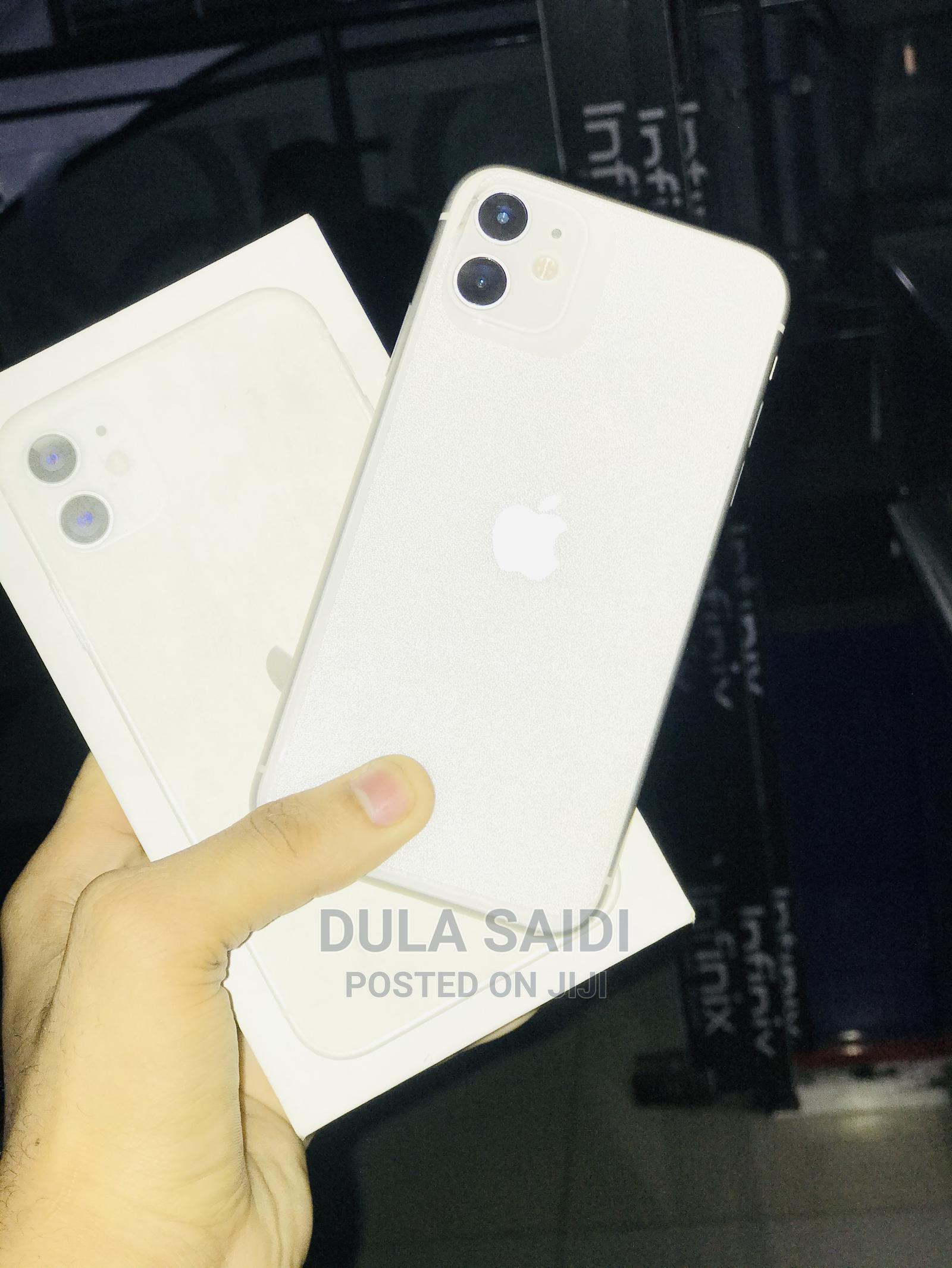 Apple iPhone 11 128 GB White | Mobile Phones for sale in Ilala, Dar es Salaam, Tanzania