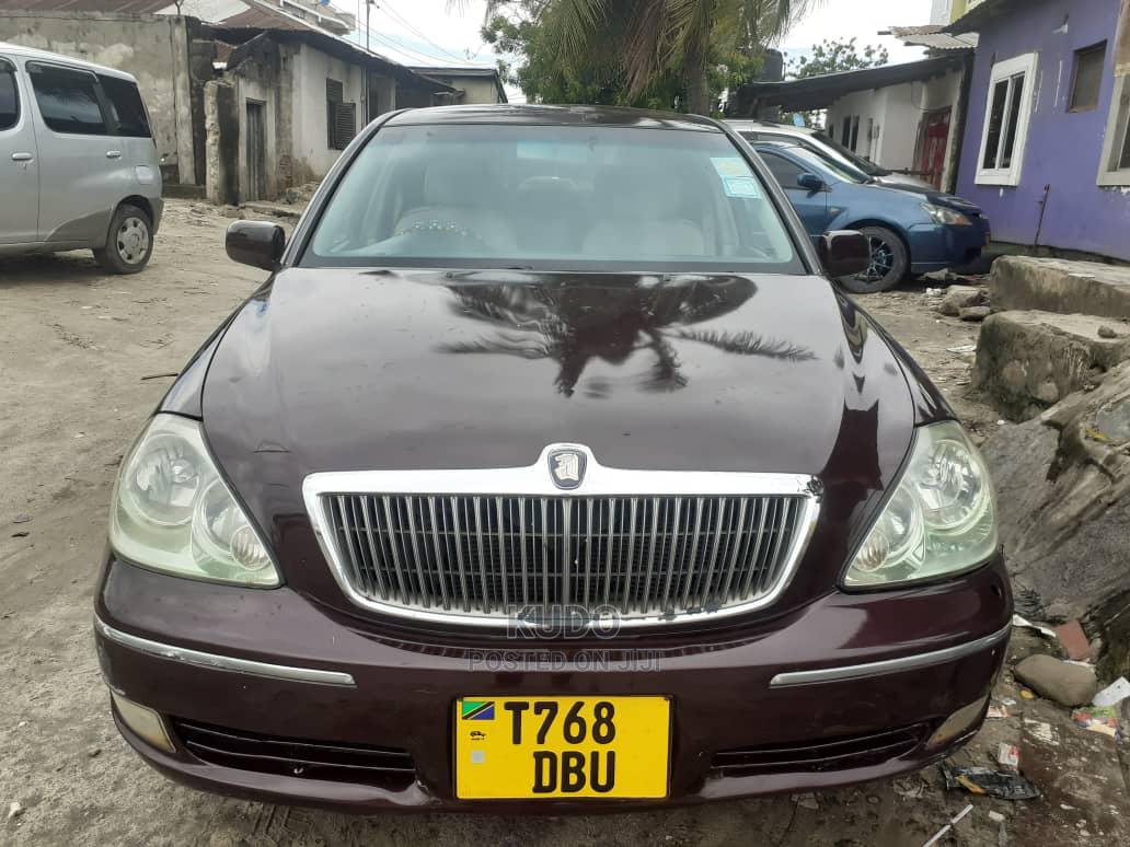 Toyota Brevis 2003 Brown