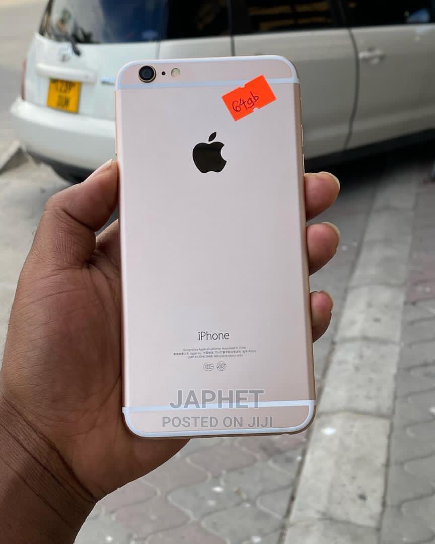 Apple iPhone 6 Plus 64 GB Silver | Mobile Phones for sale in Ilala, Dar es Salaam, Tanzania