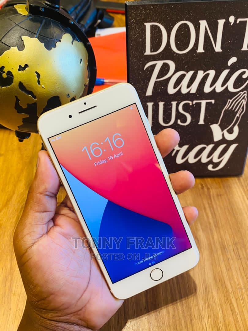 Apple iPhone 7 Plus 128 GB Gold | Mobile Phones for sale in Kinondoni, Dar es Salaam, Tanzania
