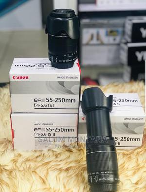 Lens 55~250 Mm for Canon | Accessories & Supplies for Electronics for sale in Dar es Salaam, Ilala