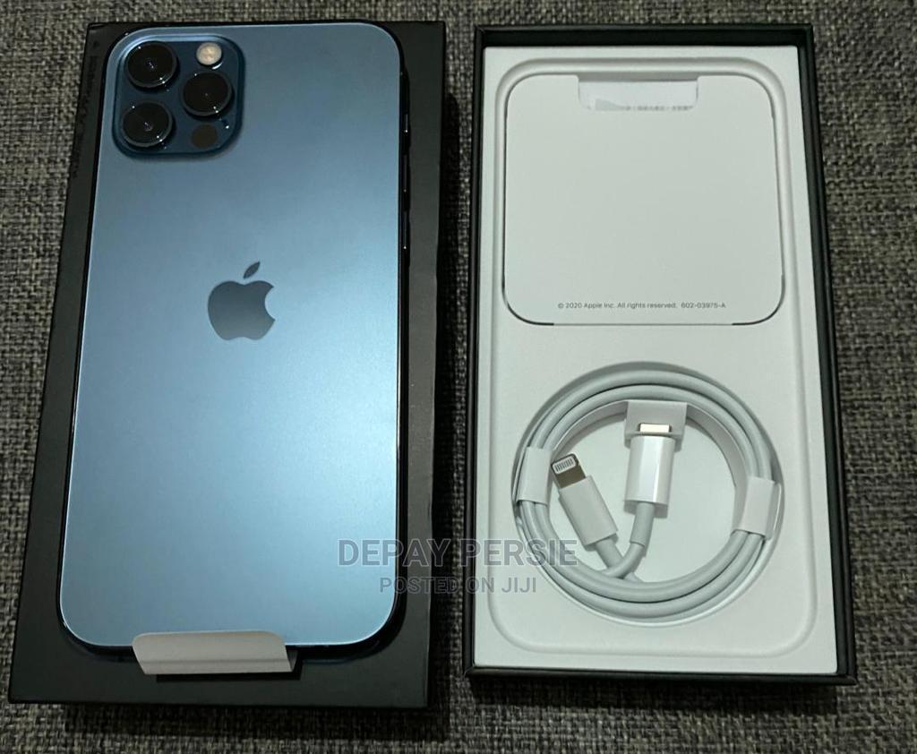 New Apple iPhone 12 Pro 256GB Gray