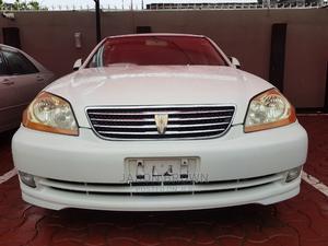 New Toyota Mark II 2003 White   Cars for sale in Dar es Salaam, Kinondoni