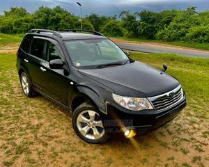 New Subaru Forester 2009 Black | Cars for sale in Dar es Salaam, Kinondoni