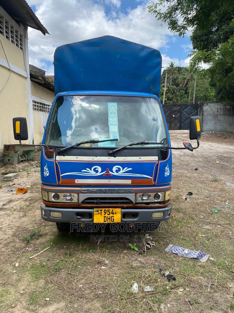 Archive: Mitsubishi Canter 2004 Blue
