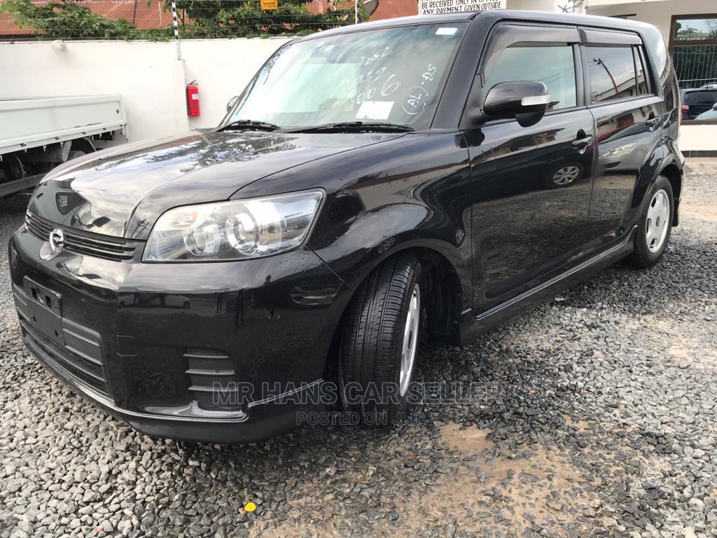 Toyota Corolla Rumion 2008 Black