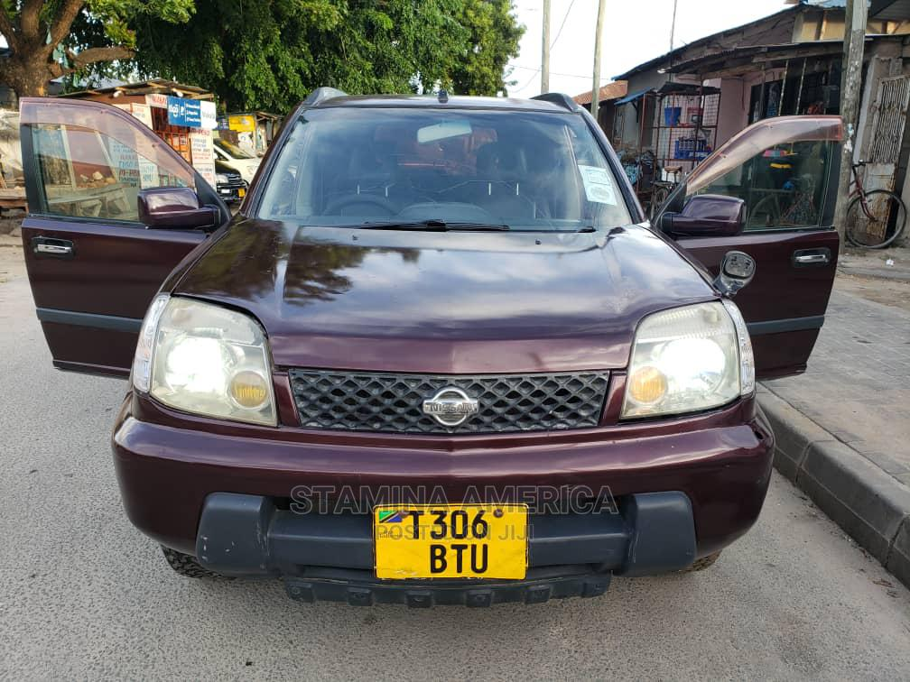 Archive: Nissan X-Trail 2002 Brown