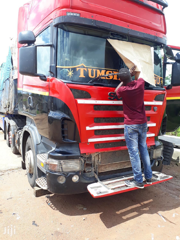 Timo Car Glass Crack Repair | Automotive Services for sale in Kinondoni, Dar es Salaam, Tanzania