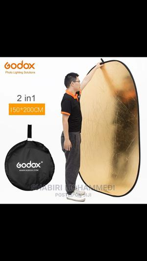 Godox 150*200cm 2 in 1 Gold and Silver Portable Photography   Accessories & Supplies for Electronics for sale in Dar es Salaam, Kinondoni
