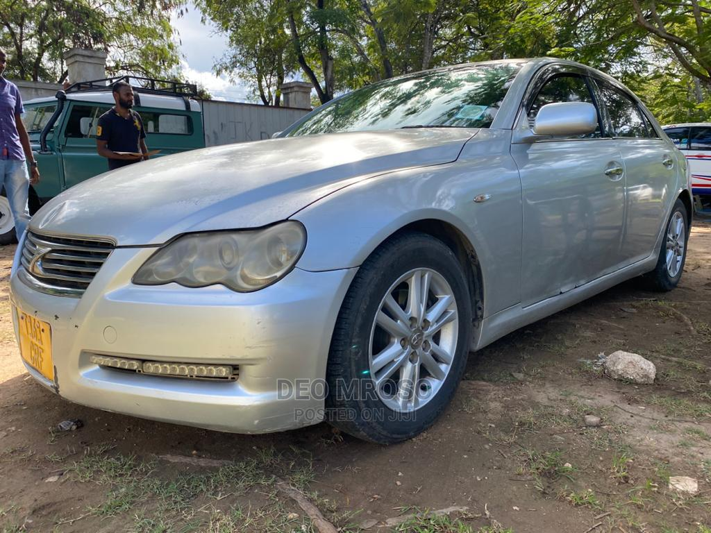 Archive: Toyota Mark X 2014 Silver