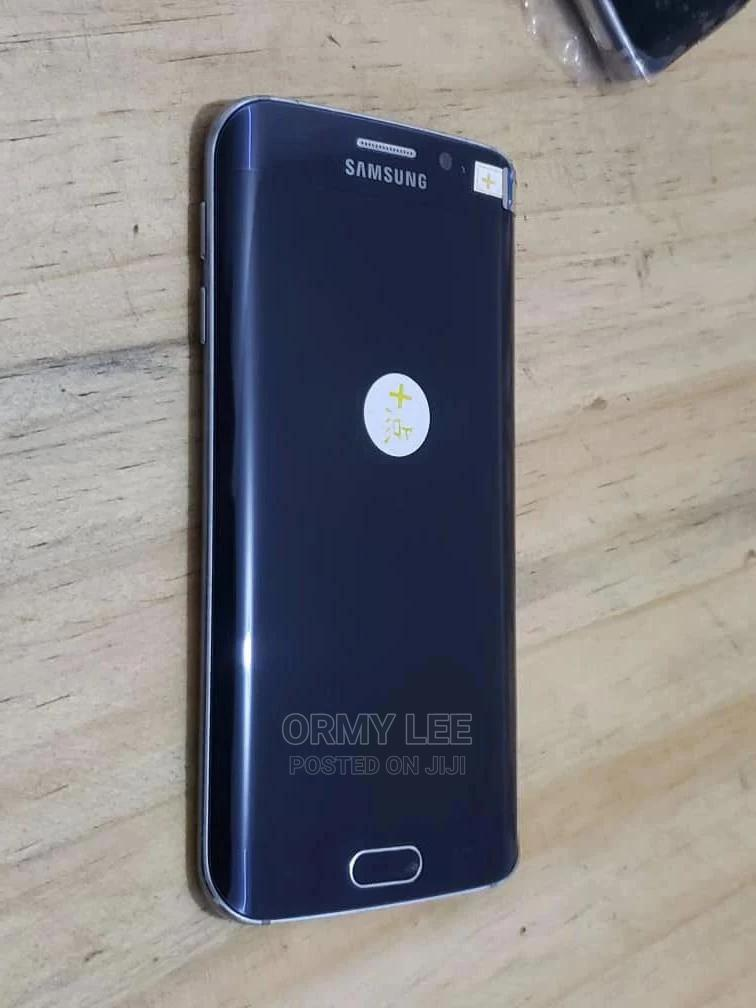 New Samsung Galaxy S6 edge 32 GB Blue | Mobile Phones for sale in Ilala, Dar es Salaam, Tanzania