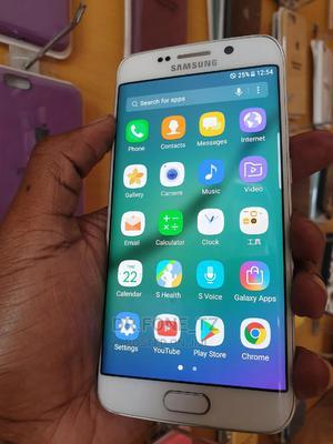 Samsung Galaxy S6 edge 32 GB White | Mobile Phones for sale in Dar es Salaam, Kinondoni