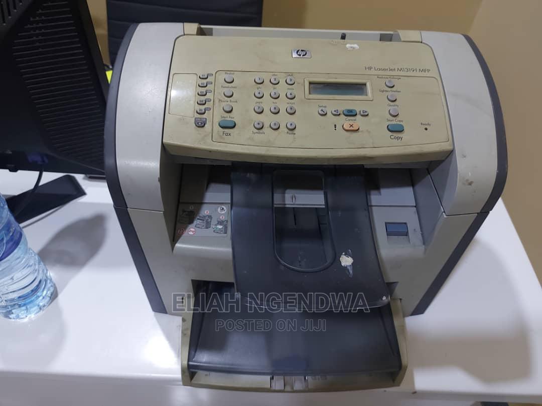 Archive: HP Laserjet M131 Printer
