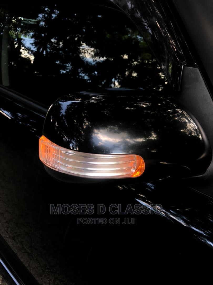 Archive: Toyota Corolla Rumion 2007 Black