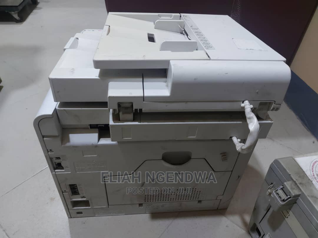 Archive: Printer and Photocopy Machine